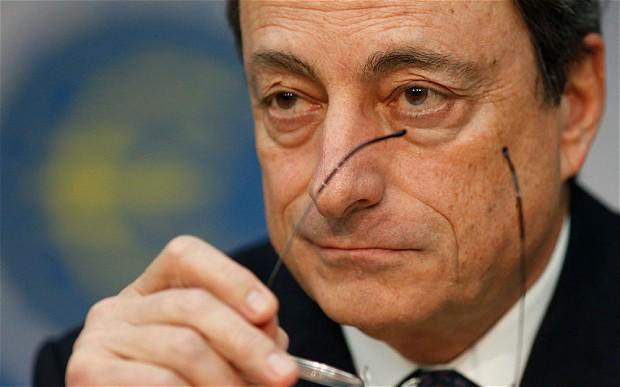 Draghi: non mi arrendo alla bassa inflazione