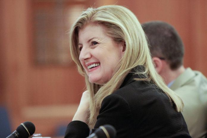 Arianna Huffington lascia il Post, ora lavora a una nuova startup