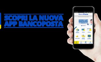 nuova app bancoposta online