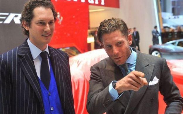Lapo Elkann gossip: l'aiuto del fratello John, investe in Italian Independent