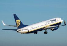 Voli Ryanair 2018: bagagli a mano, scatta nuova policy per la compagnia aerea