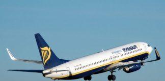 Voli Ryanair, Cisl proclama quattro ore di sciopero del personale