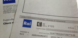 Canone Rai in bolletta news: evasione fiscale crolla al 4%