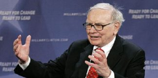 Warren Buffett scommette su Apple, Berkshire Hathaway raddoppia la propria quota