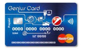 Unicredit Genius card prepagata