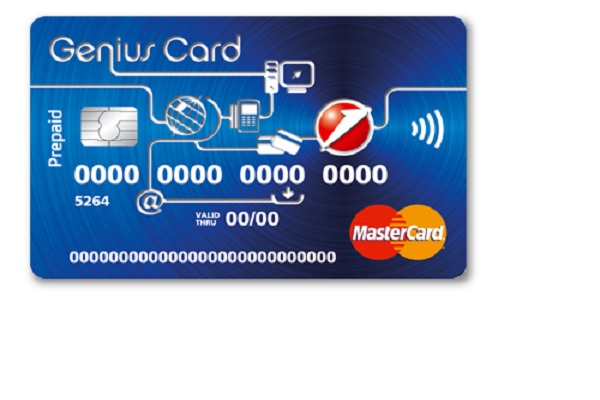Unicredit Genius card prepagata