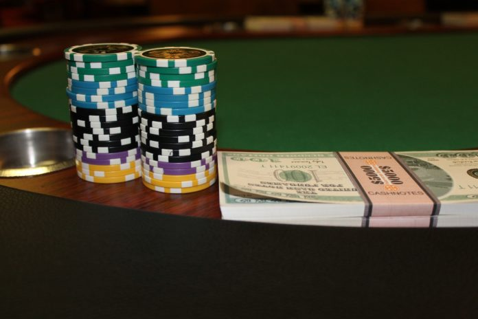 Regole del poker Texas Hold'em