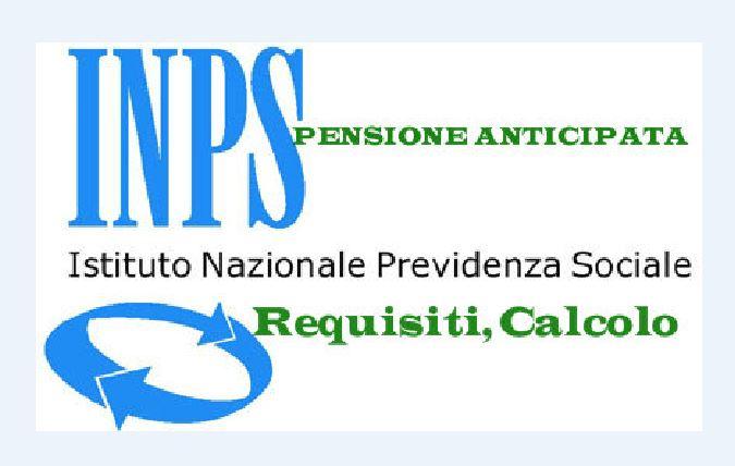 Pensione anticipata online: come calcolarla? info e guida Inps