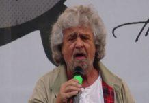 Reddito di cittadinanza, Beppe Grillo, 'E' la fiamma della dignità'