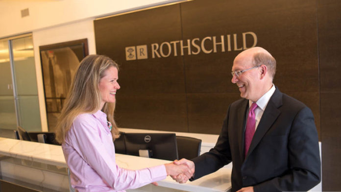 Rothschild nominata advisor finanziario